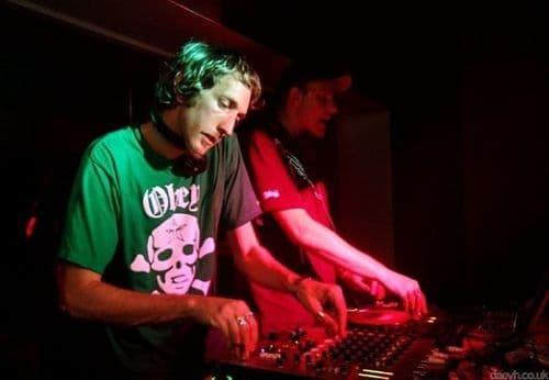 Evil Nine Live Breaks DJ-Sets CD Compilation (2003- 2012)